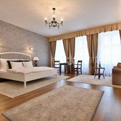 Отель U Suteru Чехия, Прага - отзывы, цены и фото номеров - забронировать отель U Suteru онлайн комната для гостей фото 2