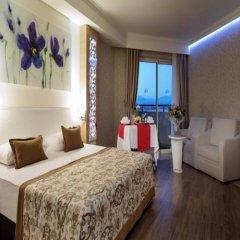 Crystal Sunset Luxury Resort & Spa Турция, Сиде - 1 отзыв об отеле, цены и фото номеров - забронировать отель Crystal Sunset Luxury Resort & Spa - All Inclusive онлайн фото 2