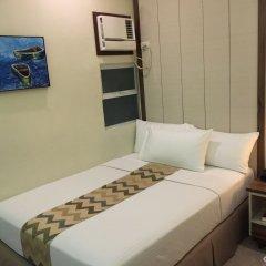 Отель Belian Hotel Филиппины, Тагбиларан - отзывы, цены и фото номеров - забронировать отель Belian Hotel онлайн комната для гостей фото 4