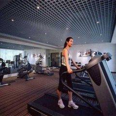 Отель Holiday Inn Suzhou Youlian фитнесс-зал фото 2
