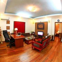 Atrium Hanoi Hotel комната для гостей фото 2