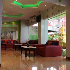 Отель Lucky Green View интерьер отеля фото 3