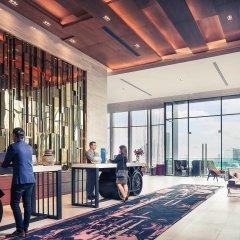 Отель Mercure Bangkok Makkasan гостиничный бар