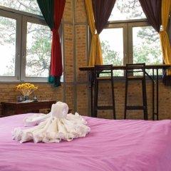 Maple Hostel Далат комната для гостей фото 2