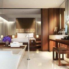 Отель Hansar Bangkok Бангкок комната для гостей фото 5