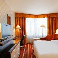 Гостиница Azimut Moscow Olympic 4* Стандартный номер с разными типами кроватей фото 4