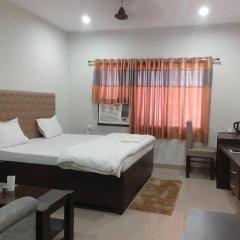 Отель The Ambassador Inn комната для гостей фото 4