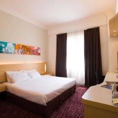 Отель Prescott Hotel KL Medan Tuanku Малайзия, Куала-Лумпур - 1 отзыв об отеле, цены и фото номеров - забронировать отель Prescott Hotel KL Medan Tuanku онлайн комната для гостей фото 4