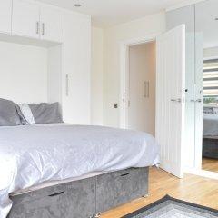 Отель Luxury 2 Bedroom Apartment Opposite Regent's Park Великобритания, Лондон - отзывы, цены и фото номеров - забронировать отель Luxury 2 Bedroom Apartment Opposite Regent's Park онлайн комната для гостей фото 4