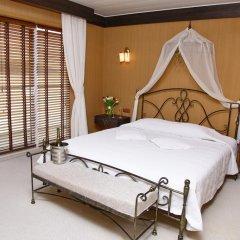 Отель Баккара Киев комната для гостей фото 4