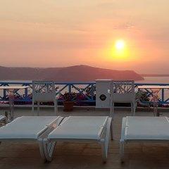 Отель Kasimatis Suites Греция, Остров Санторини - отзывы, цены и фото номеров - забронировать отель Kasimatis Suites онлайн балкон