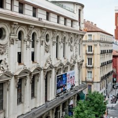 Отель Catalonia Puerta del Sol балкон