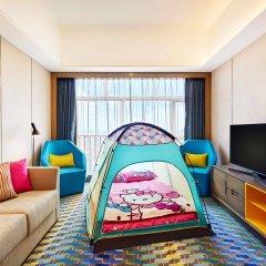 Отель Aloft Guangzhou Tianhe комната для гостей фото 2