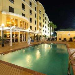Отель Hampton Inn & Suites Lake City, Fl Лейк-Сити бассейн