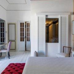 Отель Capri Tiberio Palace Капри комната для гостей