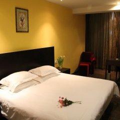 Отель FX Hotel Guan Qian Suzhou Китай, Сучжоу - отзывы, цены и фото номеров - забронировать отель FX Hotel Guan Qian Suzhou онлайн комната для гостей фото 2
