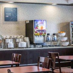 Отель Comfort Suites Columbus США, Колумбус - отзывы, цены и фото номеров - забронировать отель Comfort Suites Columbus онлайн питание