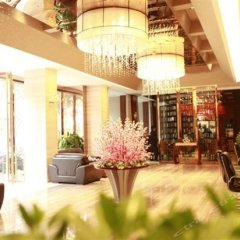 Enshi Taoyuan Lijing Hotel интерьер отеля фото 3