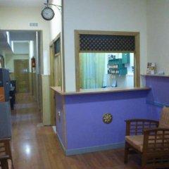Отель Hostal Alicante гостиничный бар