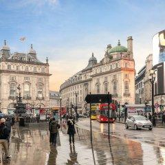Апартаменты Luxury Studio Apart Piccadilly Circus Лондон фото 2