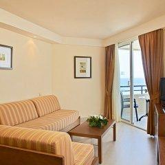 Отель Hipotels Bahía Grande Aparthotel комната для гостей фото 5