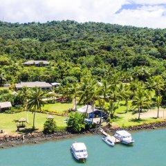 Отель Waidroka Bay Resort фитнесс-зал фото 2
