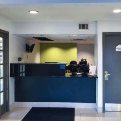 Отель Hawthorn Suites By Wyndham Airport Columbus East Колумбус интерьер отеля фото 3
