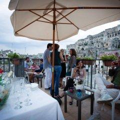 Отель Residence San Giovanni Vecchio Матера помещение для мероприятий