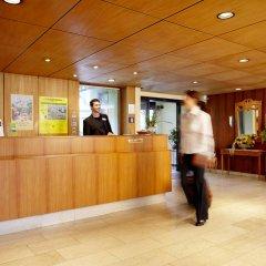 Hotel Grünwald интерьер отеля