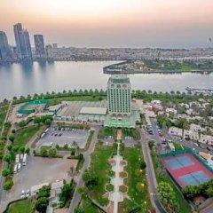 Отель Holiday International Sharjah ОАЭ, Шарджа - 5 отзывов об отеле, цены и фото номеров - забронировать отель Holiday International Sharjah онлайн пляж