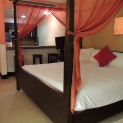 Отель Aldea Thai by Ocean Front Плая-дель-Кармен комната для гостей