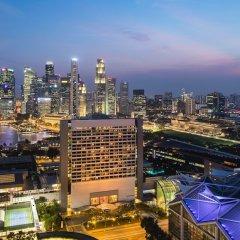 Отель Conrad Centennial Singapore Сингапур, Сингапур - 1 отзыв об отеле, цены и фото номеров - забронировать отель Conrad Centennial Singapore онлайн балкон