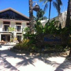 Отель Microtel by Wyndham Boracay Филиппины, остров Боракай - 1 отзыв об отеле, цены и фото номеров - забронировать отель Microtel by Wyndham Boracay онлайн фото 2