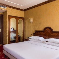 Bellini Hotel Венеция комната для гостей фото 3