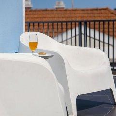 Отель ALTIDO Estrela Terrace III Лиссабон балкон