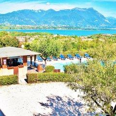 Отель Residence Bellavista Манерба-дель-Гарда пляж