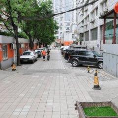 Отель Hejia Inn Beijing Anwai