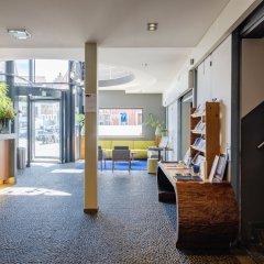 Отель Ghent River Hotel Бельгия, Гент - отзывы, цены и фото номеров - забронировать отель Ghent River Hotel онлайн интерьер отеля