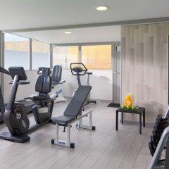 Отель H10 Itaca фитнесс-зал