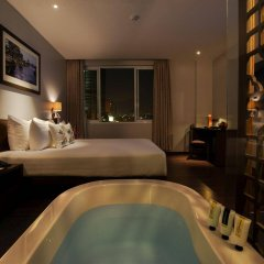Silverland Sakyo Hotel & Spa Хошимин комната для гостей фото 3