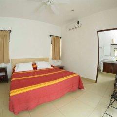 Отель Casa Luz de Luna Мексика, Сиуатанехо - отзывы, цены и фото номеров - забронировать отель Casa Luz de Luna онлайн комната для гостей фото 4