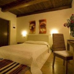 Отель Il Baio Relais Natural Spa Италия, Сполето - отзывы, цены и фото номеров - забронировать отель Il Baio Relais Natural Spa онлайн комната для гостей фото 4