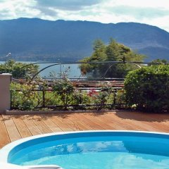 Отель Residence Tre Ponti Вербания бассейн фото 2