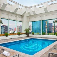 Sheraton Mexico City Maria Isabel Hotel бассейн фото 2