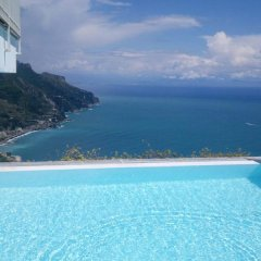 Hotel Villa Fraulo Равелло бассейн фото 3