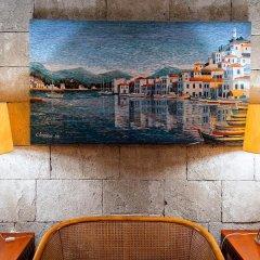 Mediterranean Hotel бассейн фото 3