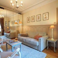 Отель Louvre Elegant ChicSuites Франция, Париж - отзывы, цены и фото номеров - забронировать отель Louvre Elegant ChicSuites онлайн комната для гостей фото 3