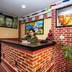 Отель Gurung's Home Непал, Катманду - отзывы, цены и фото номеров - забронировать отель Gurung's Home онлайн интерьер отеля