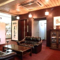 Hotel Harumoto Никко интерьер отеля