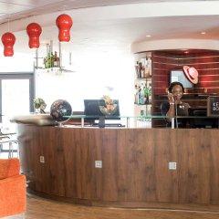 Отель Suite Novotel Nice Aeroport Ницца интерьер отеля
